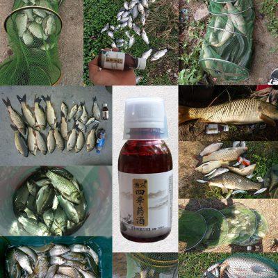 Tinh dầu dụ cá